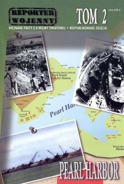 Okładka książki Pearl Harbor