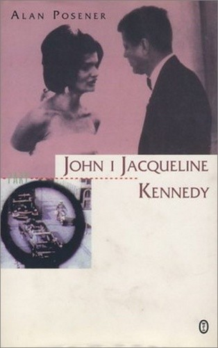 Okładka książki John i Jacqueline Kennedy