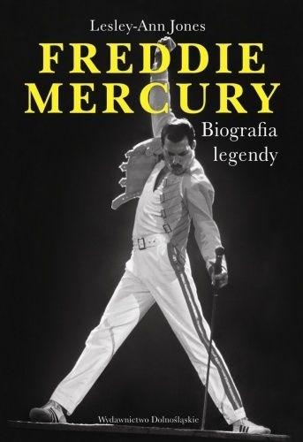Okładka książki Freddie Mercury. Biografia legendy