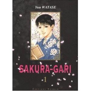Okładka książki Sakura Gari Vol. 1