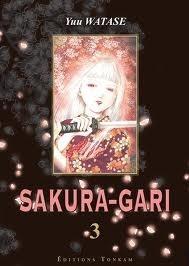Okładka książki Sakura Gari Vol. 3