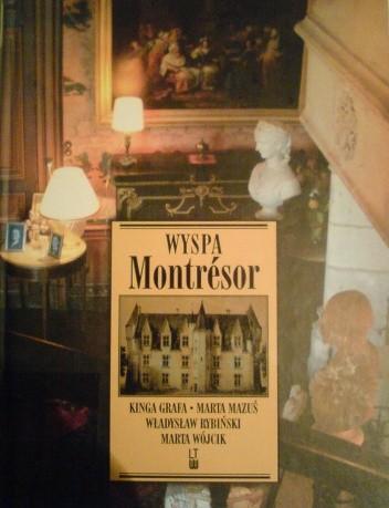 Okładka książki Wyspa Montresor