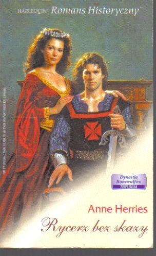 Okładka książki Rycerz bez skazy