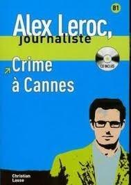 Okładka książki Crime à Cannes