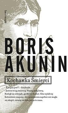 Okładka książki Kochanka Śmierci