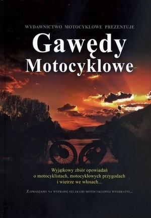 Okładka książki Gawędy motocyklowe