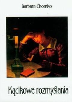 Okładka książki Kącikowe rozmyślania