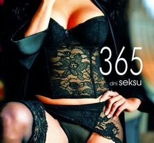 Okładka książki 365 dni seksu