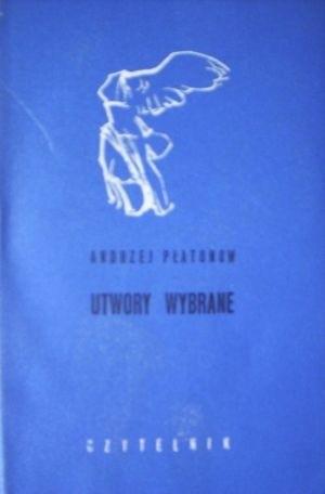 Okładka książki Utwory wybrane