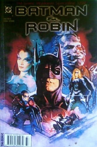 Okładka książki Batman & Robin