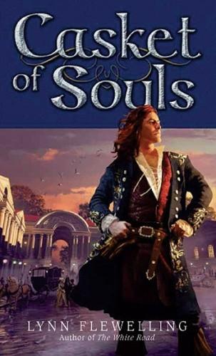 Okładka książki Casket of Souls