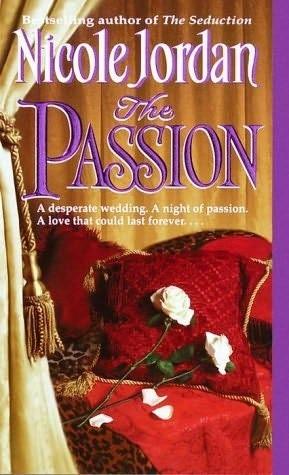 Okładka książki The Passion