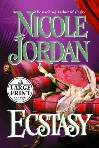 Okładka książki Ecstasy