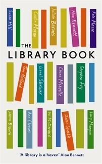 Okładka książki The Library Book
