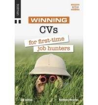 Okładka książki Winning CVs for first-time job hunters