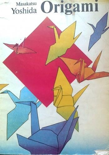 Okładka książki Origami