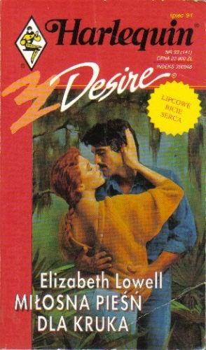 Okładka książki Miłosna pieśń dla Kruka