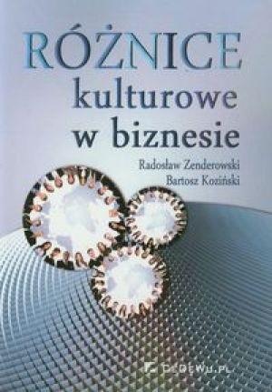 Okładka książki Różnice kulturowe w biznesie