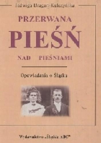 Okładka książki Przerwana pieśń nad pieśniami