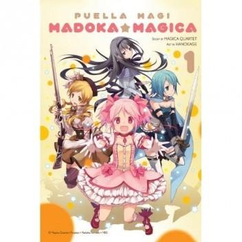 Okładka książki Puella Magi Madoka Magica, Vol. 1
