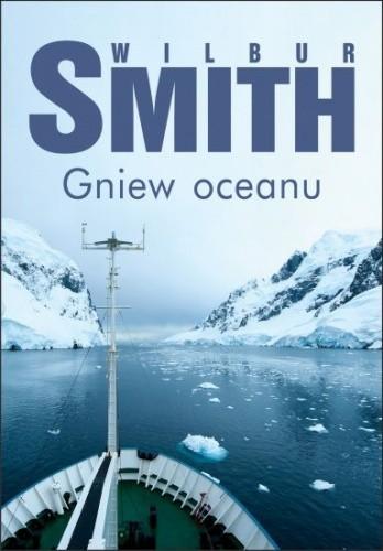 Okładka książki Gniew oceanu