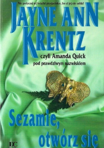 Okładka książki Sezamie, otwórz się
