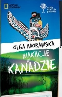 Okładka książki Wakacje w Kanadzie