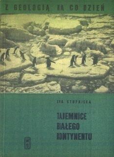 Okładka książki Tajemnice białego kontynentu