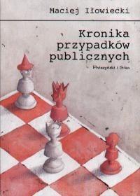 Okładka książki Kronika przypadków publicznych
