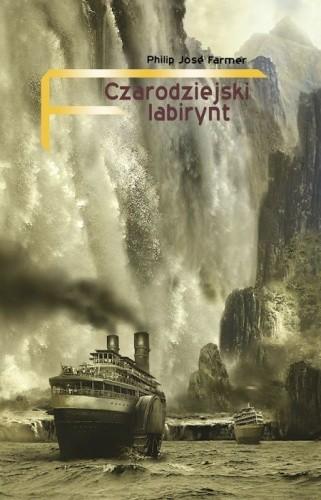 Okładka książki Czarodziejski labirynt