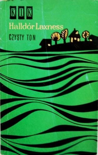 Okładka książki Czysty ton