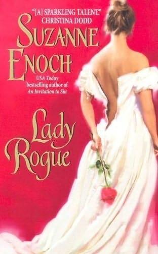 Okładka książki Lady Rogue