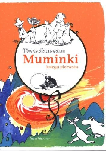 Okładka książki Muminki. Księga pierwsza