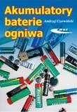 Okładka książki Akumulatory, baterie, ogniwa