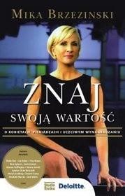 Okładka książki Znaj swoją wartość. O pieniądzach, kobietach i uczciwym wynagradzaniu