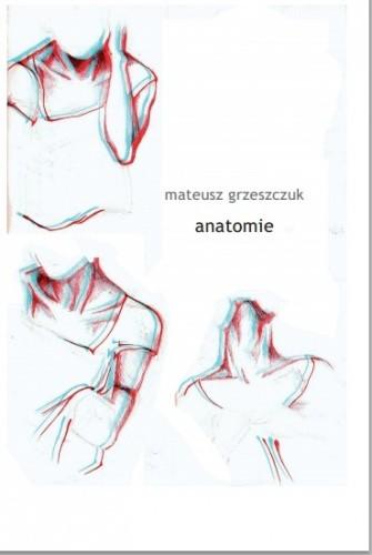 Okładka książki Anatomie