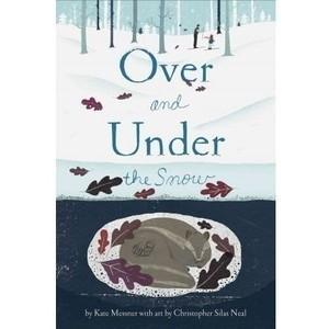 Okładka książki Over and Under the Snow