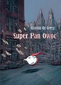 Okładka książki Super Pan Owoc