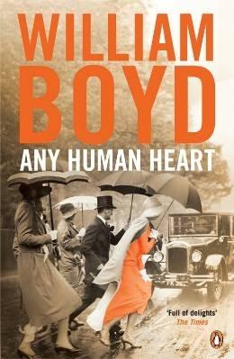 Okładka książki Any Human Heart