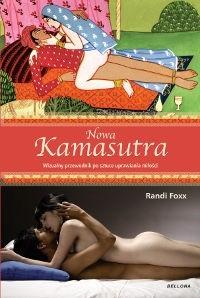 Okładka książki Nowa Kamasutra. wizualny przewodnik po sztuce uprawiania miłości