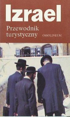 Okładka książki Izrael. Przewodnik turystyczny
