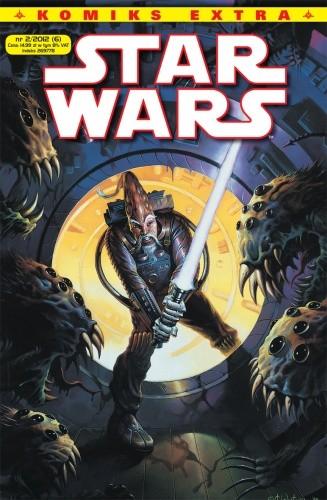 Okładka książki Star Wars Komiks Extra 2/2012 (7)