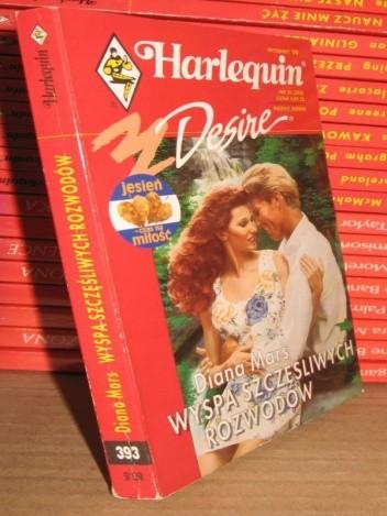 Okładka książki Wyspa szczęśliwych rozwodów