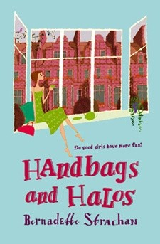 Okładka książki Handbags and halos