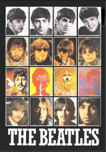 Okładka książki The Beatles. Tak było...