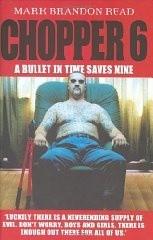Okładka książki Chopper 6