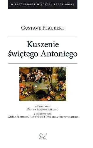 Okładka książki Kuszenie świętego Antoniego