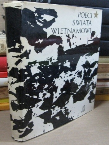 Okładka książki Poeci świata Wietnamowi