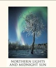 Okładka książki Northern Lights and Midnight Sun