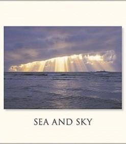 Okładka książki Sea and Sky